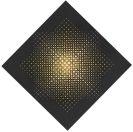 Almir da Silva Mavignier - Gleichzentrische Quadrate