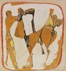 Marini, Marino - Cavalli e Cavalieri