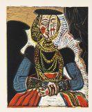 Pablo Picasso - Linolschnitte. Dabei: Suite Vollard. 2 Bde.