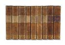 Louis Jacques Thénard - Lehrbuch der theoretischen und praktischen Chemie. 7 Bde.