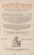 - Historia rerum in Oriente gestarum