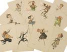 Legat, Nicolai - Russkij Balet v Karikatura