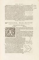 Euklid - Elementorum geometricorum
