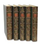 Salvador Dalí - Biblia Sacra. 5 Bände