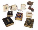 Gebetbücher und Bibeln - Konvolut Bibeln, Andachtsbücher, Theologische Werke. 72 Bände