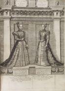 Francesco Terzio - Austriacae gentis imaginum. 5 Tle. in 1 Band