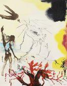 Salvador Dalí - Moise et le monothéisme