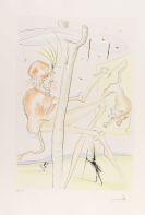 Salvador Dalí - Le Bestiaire de La Fontaine