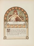 Alfons Mucha - Ilsée. Prinzessin von Tripolis
