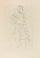 Gustav Klimt - Lukian, Hetaerengespräche