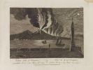 Giovanni Maria della Torre - Recueil ... les incendies du Mont Vesuve