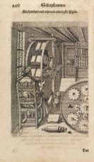 Agostino Ramelli - Nicht Auktion - Schatzkammer mechanischer Künste