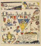Joachim Ringelnatz - Geheimes Kinder-Spiel-Buch
