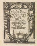 Georg Galgemayr - Des Circkels Schregmeß und Lineal