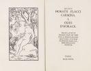Aristide Maillol - Odes d'Horaces, 2 Bände