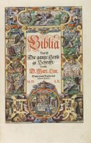 Biblia germanica - Biblia germanica. Koloriert