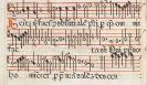 - Kleines Notenbuch auf Pergament. 16. Jahrhundert