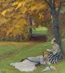 Edward Cucuel - Schöner Herbstnachmittag