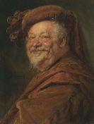 Grützner, Eduard von - Falstaff