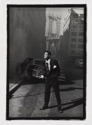 Peter Lindbergh - Linda Evangelista, Brooklyn, NY