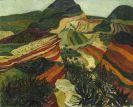 Josef Scharl - Italienische Landschaft