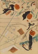 Carl Buchheister - Komposition Furi