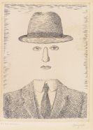 Magritte, René - Paysage de Baucis