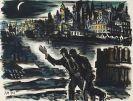 Frans Masereel - Les promeneurs