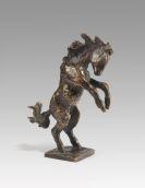 Renée Sintenis - Steigendes Pony (Pony auf der Hinterhand)