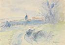 Pissarro, Camille - Pontoise