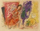 Marc Chagall - Maternité