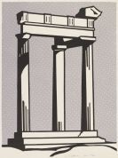 Roy Lichtenstein - Temple