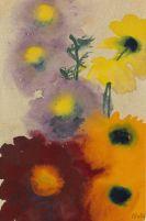 Emil Nolde - Sommerblumen