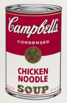 Warhol, Andy - Campbell's Soup I: Chicken Noodle