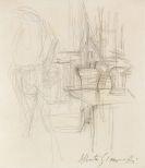 Alberto Giacometti - Intérieur