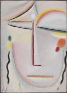 Jawlensky, Alexej von - Abstrakter Kopf: Erleuchtung II