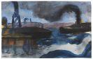 Emil Nolde - Hamburger Hafen