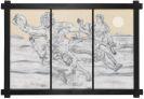Artschwager, Richard - Laocoon (Snakefite)
