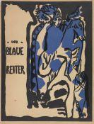 Kandinsky, Wassily - Der blaue Reiter