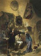 Gotthardt Kuehl - Beim Antiquar